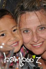 Diana Pover van Bambooz kinderkleding
