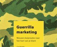boek Guerrilla marketing